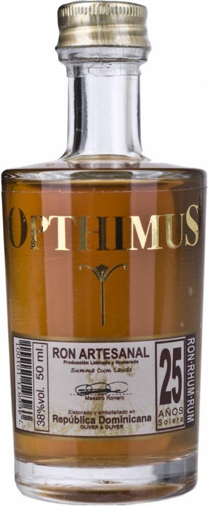 Opthimus 25 Year Old Summa Cum Laude Rum - 50 ml