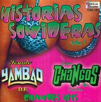 Historias Sonideras - Historias Sonideras (Vol. 1) CDRR-083 ...