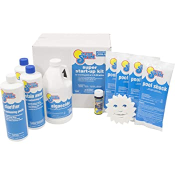 In The Swim Super Pool Opening Chemical Start Up Kit