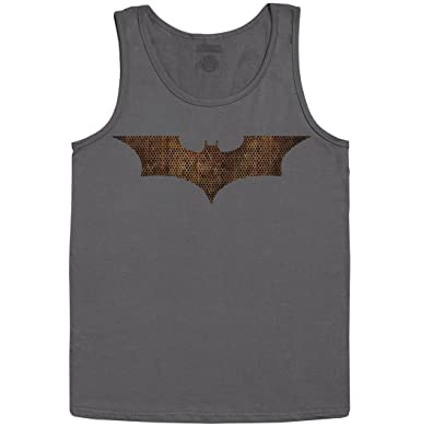11dcf5fd69357 Amazon.com  Phunky Buddha Metallic Bat Man Men s Novelty Vest