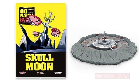 Go Skull Vega Robot Nagai Moon Grendizer Speciale Base Lunare Ufo UzMVpS