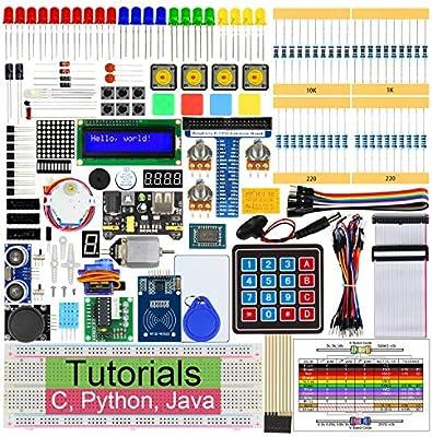 Starter Lernen Set für Arduino Raspberry Pi Steckbrett Kabel