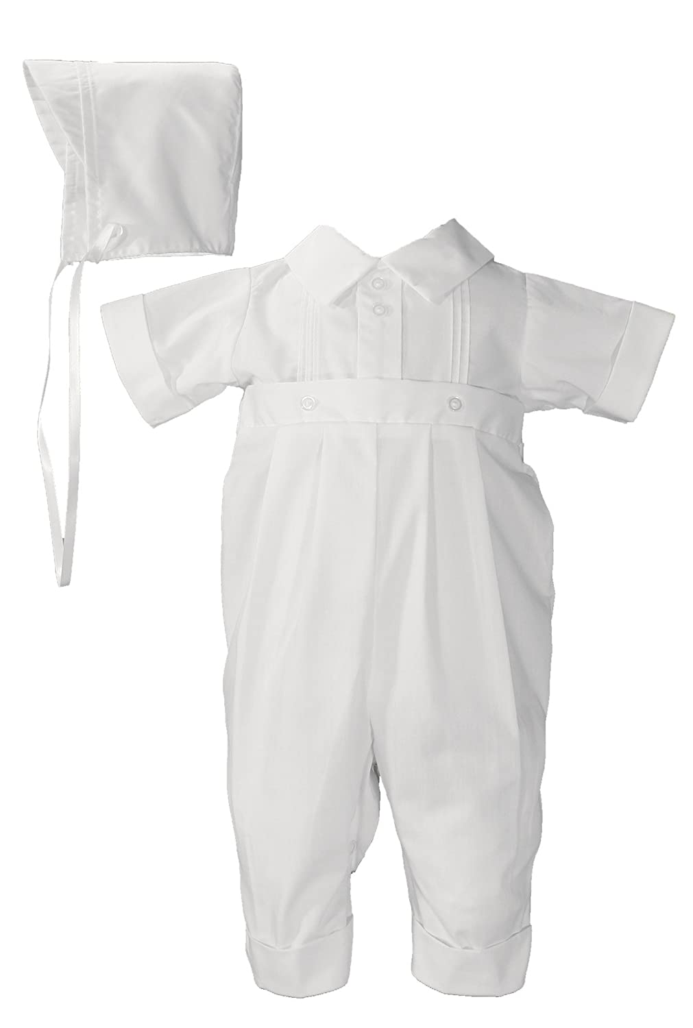 Little Things Mean A Lot Polycotton One Piece with Pin Tucking