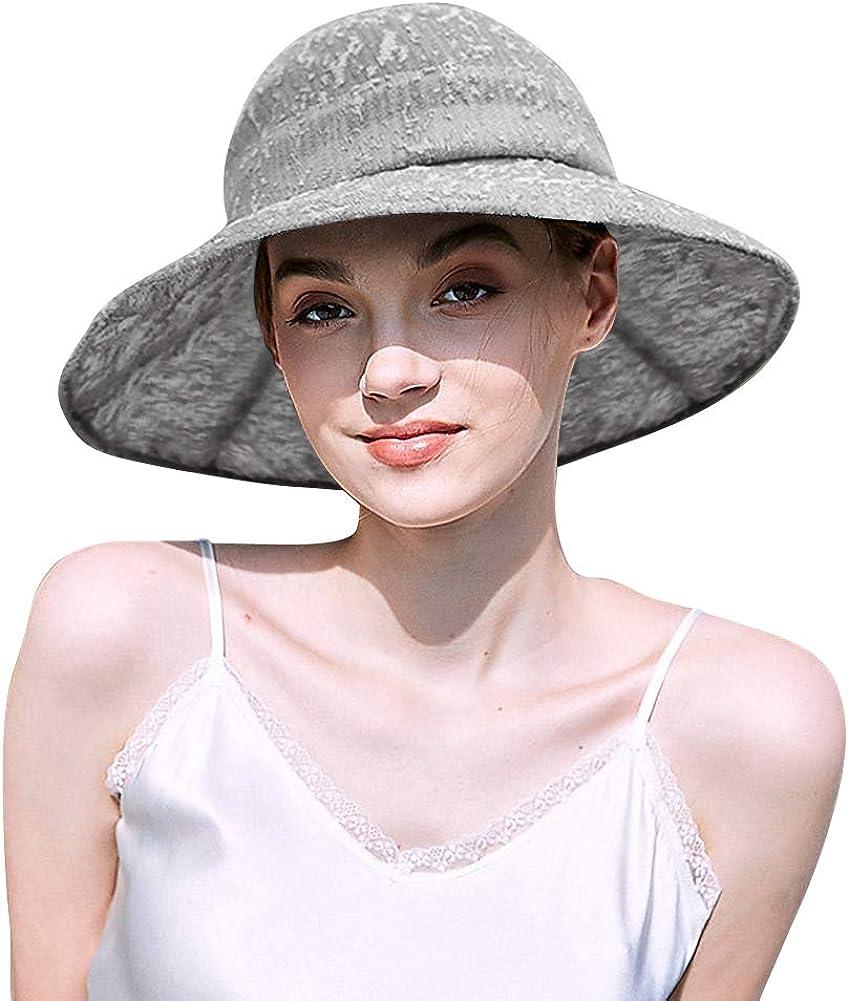 DOCILA Packable Sun Hats...