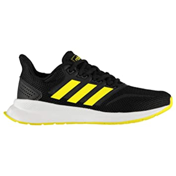 adidas Running Runfalcon Schuh Laufschuhe Kinder schwarz