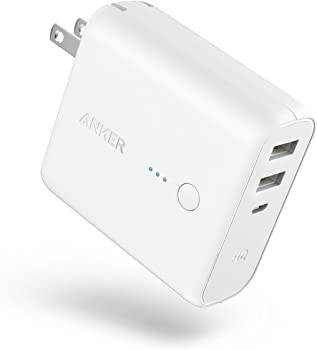 Anker PowerCore Fusion 5000 2-in-1 Portable & Wall Charger