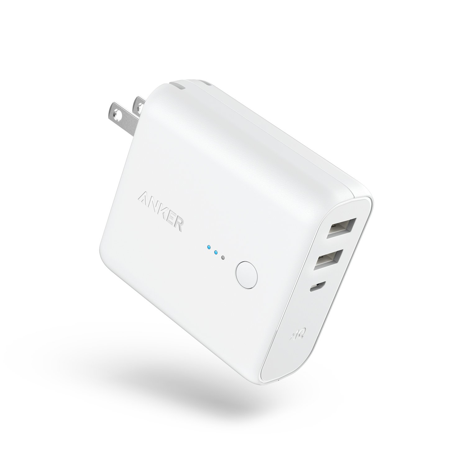 Anker PowerCore Fusion 5000 ホワイト