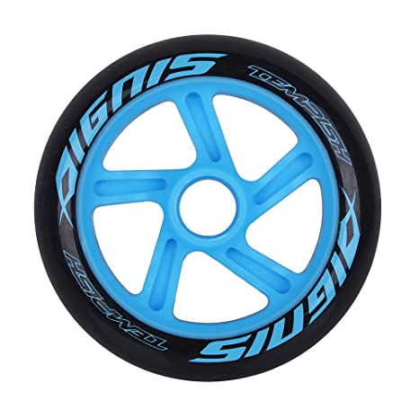 TEMPISH Ignis 125mm Rueda Patinete (125mm - Azul): Amazon.es ...