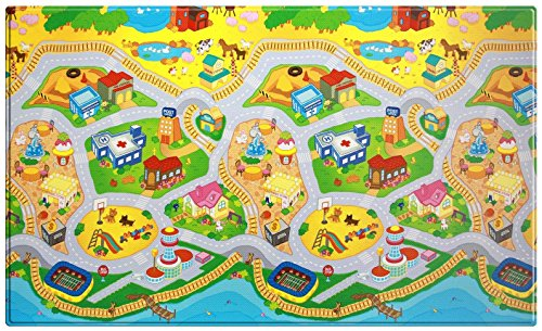 Dwinguler My Town Large Kid's Playmat by Dwinguler (Image #2)