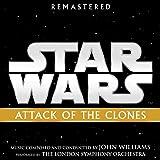 Star Wars: Attack Of The Clones (Original Soundtrack) [Import allemand]