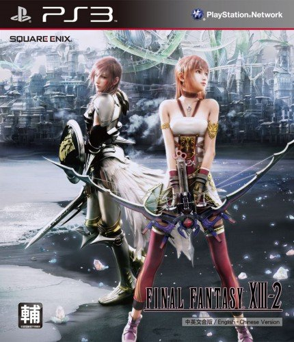 Final Fantasy XIII-2 (Eng / Jap / Chi)