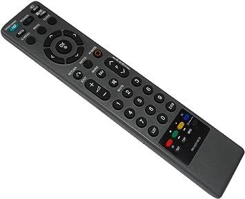 Aerzetix: DIS71 Mando a distancia para televisor compatible con LG MKJ42519618 C3118: Amazon.es: Electrónica