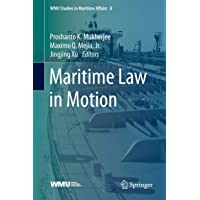 Image for Maritime Law in Motion (WMU Studies in Maritime Affairs (8))