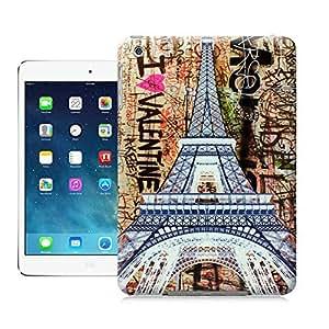 LarryToliver Eiffel Tower case battery cover for ipad mini wangjiang maoyi