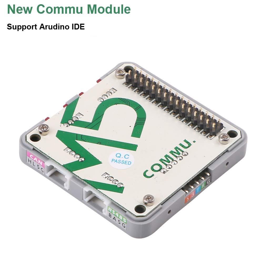ICQUANZX COMMU Módulo integrado con 2IIC 1TTL 1CAN 1RS485 Puerto MCP2515-1 / SO CAN Controller y SP3485EN-L / TR RS485 T
