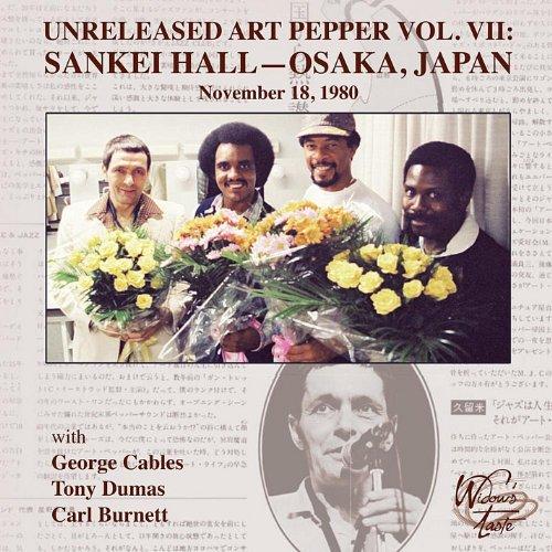 Unreleased Art Pepper 7