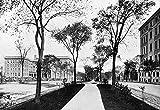 Buyenlarge 0-587-05415-8-C4466 ''Barnard College of Columbia University, New York City'' Gallery Wrapped Canvas Print, 44'' x 66''