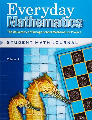 Everyday Mathematics Student Math Journal Volume 1 and 2 - Reorder Student Materials Set Grade 2