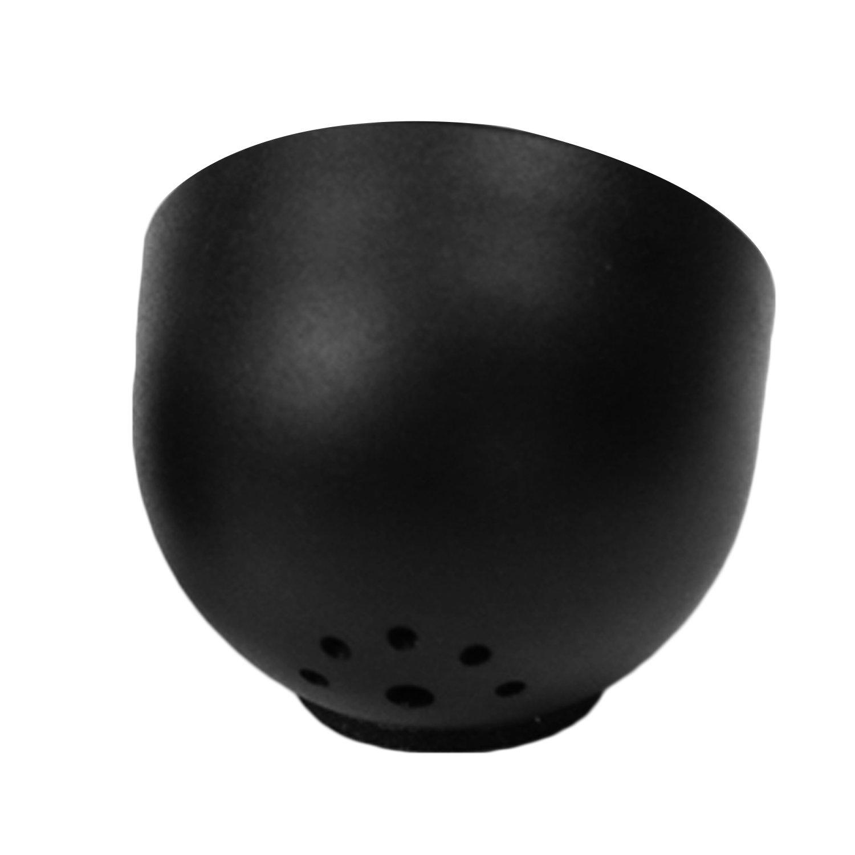 Vococal Mini Horloge pour Voiture Petite Voiture Lumineuse Tableau de Bord Horloge Classique Ronde Analogique Horloge Voiture D/écoration Noire 1,57 inch