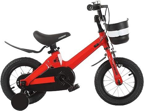 Xiaoping Bicicleta Infantil para niños 2-3-4-6-7 años Bicicleta ...