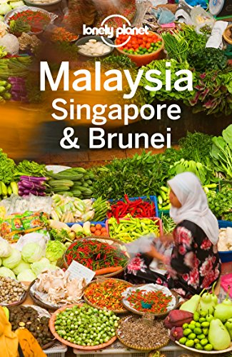 Lonely Planet Malaysia Singapore & Brunei (Travel Guide) cover