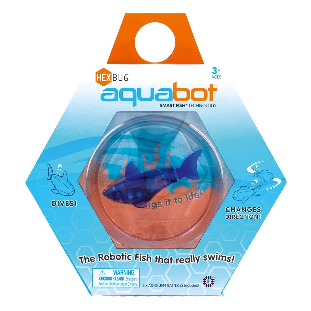 Amazon.com: HEXBUG AquaBot with Fishbowl: Toys & Games