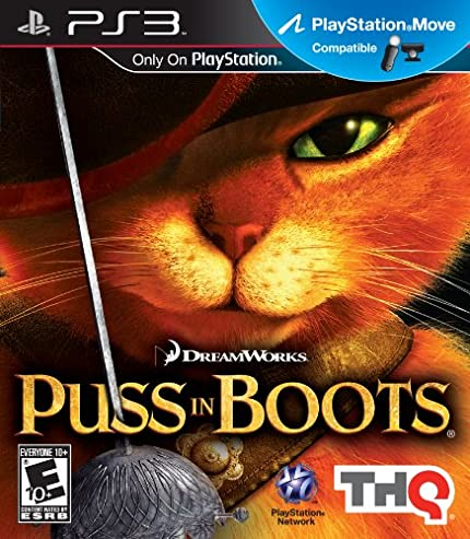 Amazon com: Puss in Boots (Kinect) - Xbox 360: Video Games