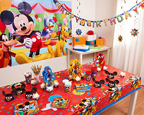 American Greetings Mickey Mouse Clubhouse Hanging Party Decorations Supplies Amazonin Toys Games