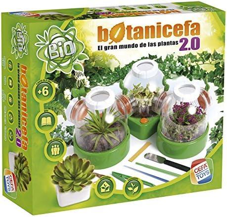 Cefa Toys - Juego Educativo Botanicefa (21754): Amazon.es ...