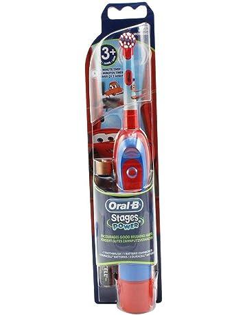 Braun Oral-B Stages Power - Cepillo de dientes eléctrico para niños (con  temporizador 38dfdf8d3e92