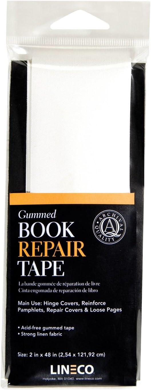 Gummed Book Repair Tape-2X48