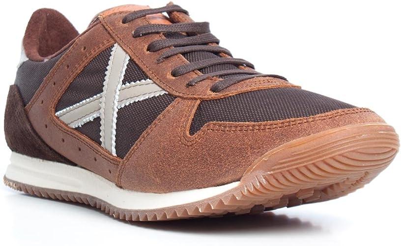 Zapatillas Munich APOLO 20 - Color - MARRON, Talla - 42: Amazon.es ...