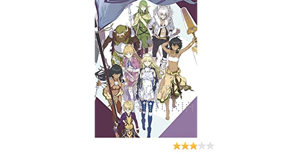 Amazon Com Is It Wrong To Seek An Encounter With The Sword Oratoria Dungeon Gaiden Vol 6 First Edition Version With Serial Code Blu Ray Japanese Edition Movies Tv