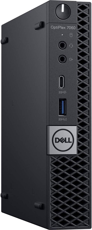 Dell Optiplex 7060 | i5-8500T (6 Core) | 16GB DDR4 | 256GB SSD | Win 10 Pro | Micro Tower (Renewed)