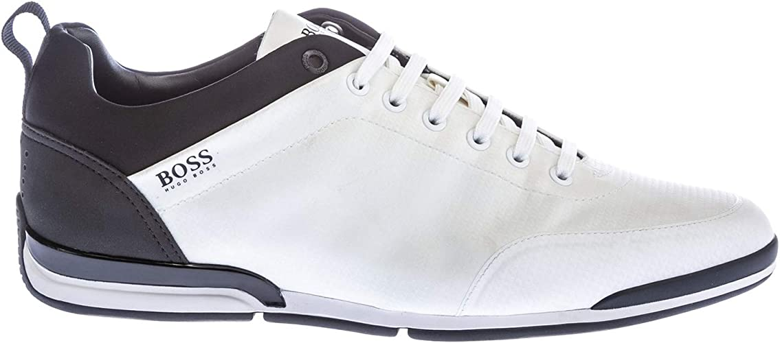 BOSS Saturn Lowp Trainer in White