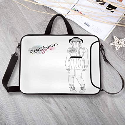 e2eed2bc6631 Amazon.com: Teen Room Decor Large Capacity Neoprene Laptop Bag,Young ...