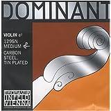 トマスティーク バイオリン弦  ドミナント E線 ボールエンド4/4 ミディアムテンション スズメッキ 129SN