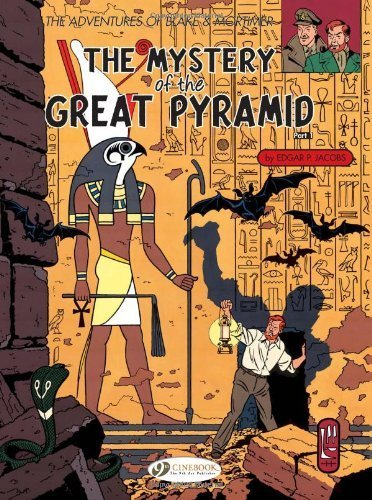 The Mystery of the Great Pyramid, Part 1: Blake...