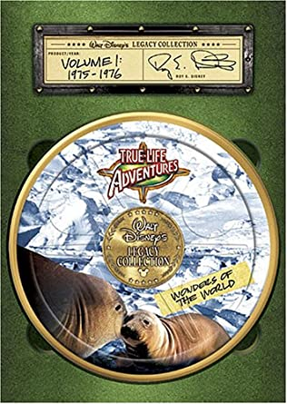 Walt Disney Legacy Collection - True Life Adventures, Vol. 1: Wonders Of The World