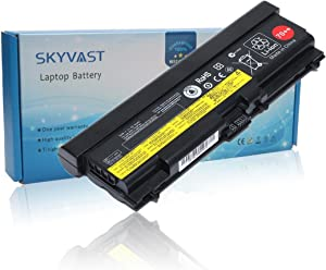 Skyvast 9-Cell 94Wh 70++ 0A36303 Battery for Lenovo ThinkPad L412 L420 L430 L512 L520 L530 T410 T420 T430 T510 T520 T530 W510 W520 W530