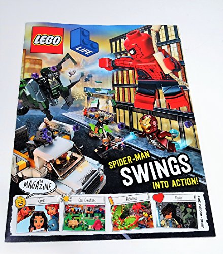 life spider man swings action