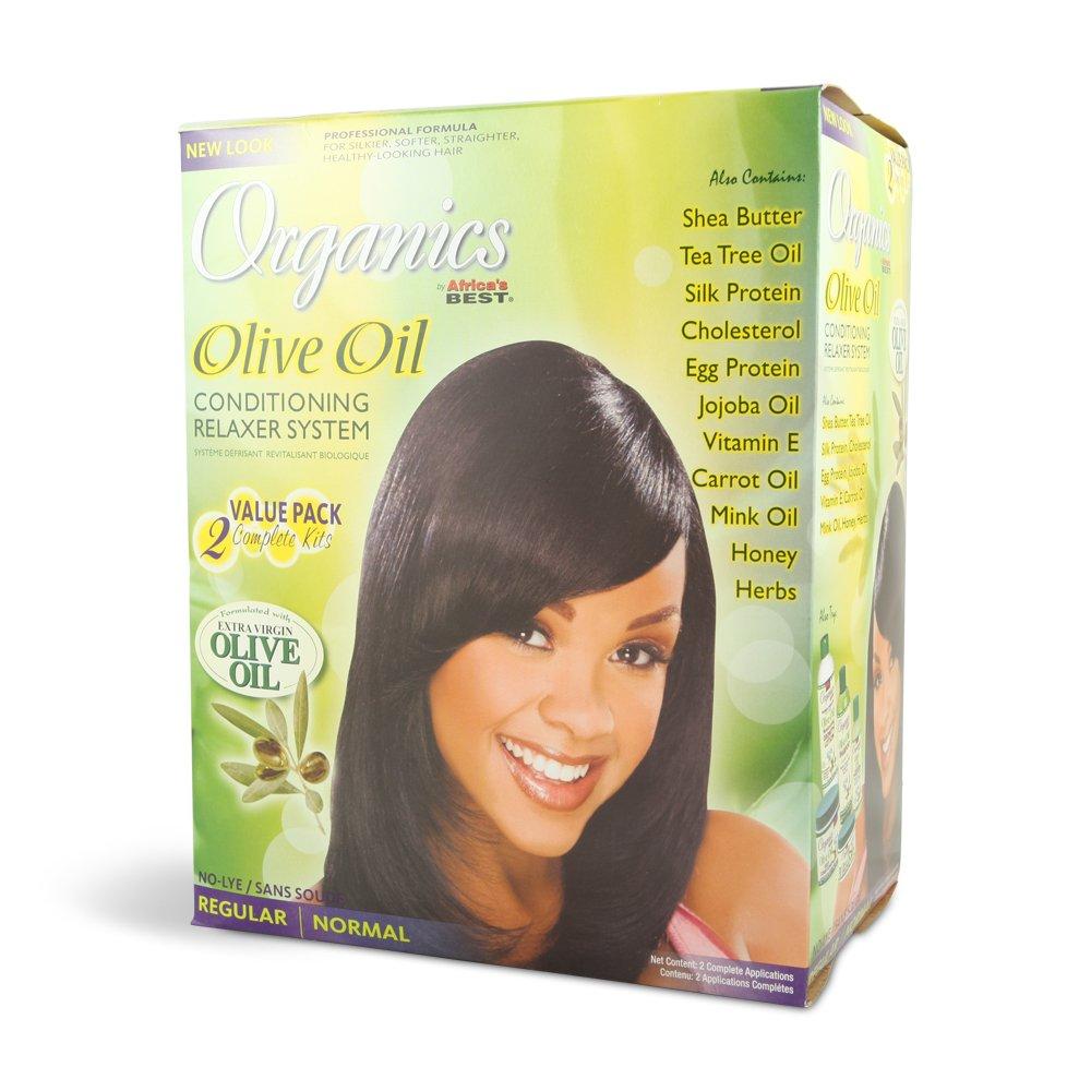 Africa's Best Organics Olive Organics Olive Oil Twin Kit