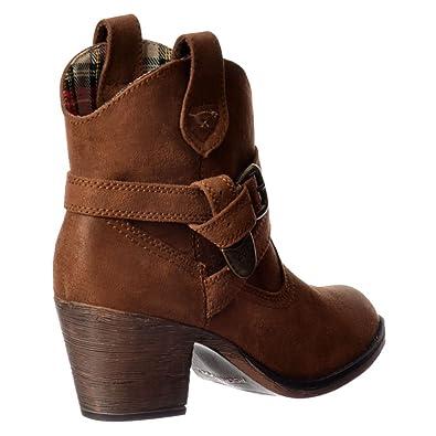 3e5082f1c56 Rocket Dog Women's Satire Boots