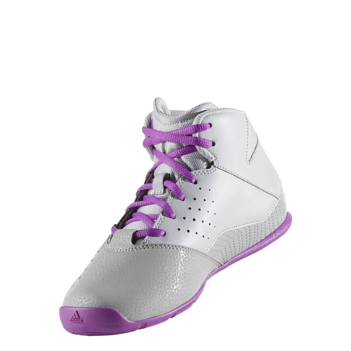 Adidas Nxt Lvl SPD V K, Chaussures de Basketball Mixte Enfant BB8284