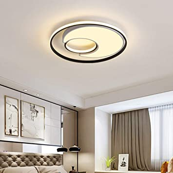 WSR Foco de techo - Lámpara LED Luces de techo interiores ...