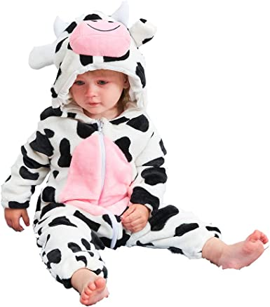 QZERPLAY Unisex Baby Girls Boys Cute Halloween Costumes Dress Up