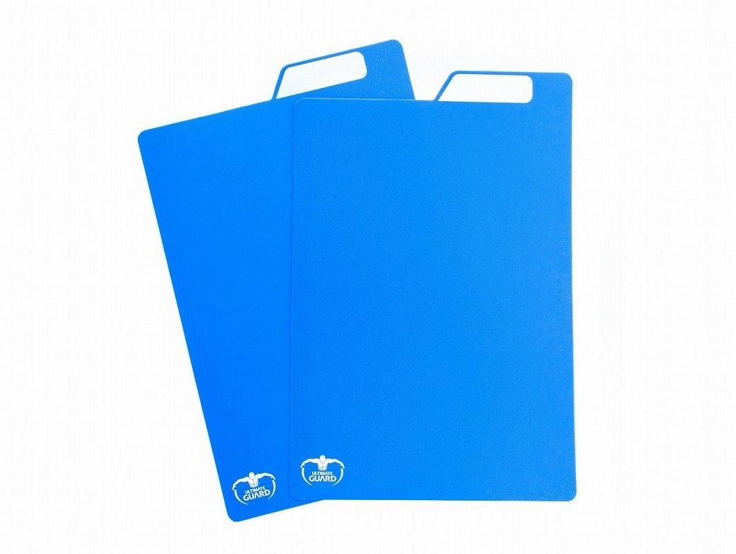 Premium Comic Dividers Card Sleeves (25 Piece), Blue