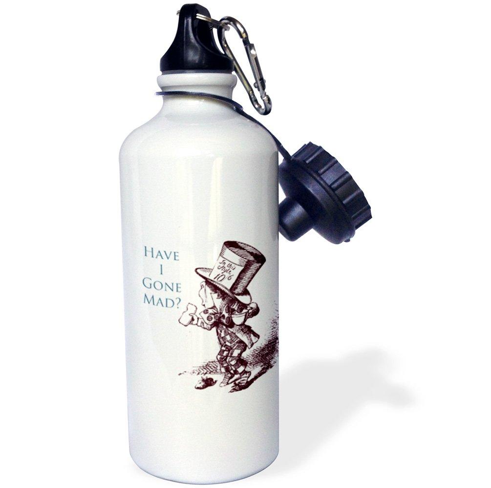3D Rose 2 wb/_110446/_2 Flip Straw Water Bottle 21 oz