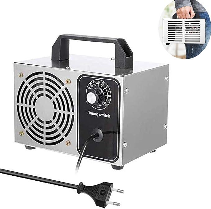 Lychee Generador de ozono Comercial Portátil para Hogar y ...