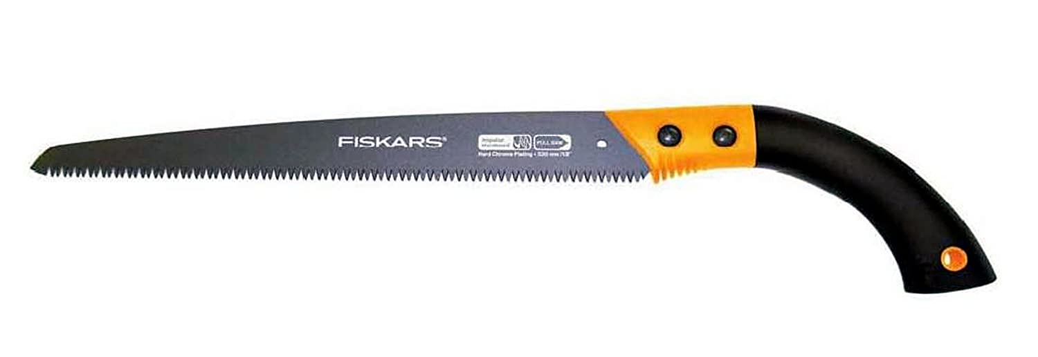 Fiskars 9357 13-Inch Fixed Handle Pruning Saw